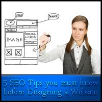 5 consejos SEO que usted debe saber antes de diseñar un sitio web #tips #seo