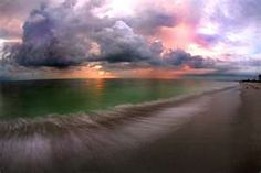 Captiva Island at sunset. Love it down there. Been too long....need to plan another trip.