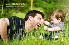 Top 10 Happy Fathers Day free facebook, Whatsapp HD wallpapers: On this day, Father's day we run all over to find what we can present our Dad to make him