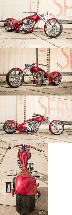 motorcycles And scooters: 2017 Custom Built Motorcycles Chopper Limited Edition Model, Custom Harley, Factory Title, Nada Listed -> BUY IT NOW ONLY: $45000 on eBay!