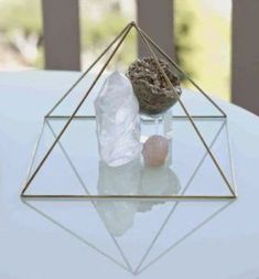 Pyramids are powerful at creating prosperity, cleansing and empowering crystals, healing chakras, positively charging and cleansing any space they are placed and bringing peace and calm into the home. Once you experience one of these pyramids in your possession, you will soon realise why you were attracted to them and their benefits. Crystals will become cleansed and charged for greater healing. Tired crystals are rejuvenated and glow with new life.