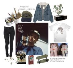 mac demarco by i-love-kitties on Polyvore featuring polyvore, fashion, style, Cheap Monday, Jonas Damon, Mason's, vintage and clothing