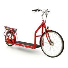 Lopifit Red Bike