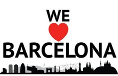 Barcelona in our hearts!