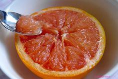 gebakken grapefruit met honing1