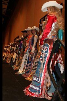 ❤ Rodeo Queens
