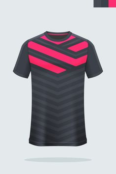 T-shirt sport mockup template design for soccer jersey, football kit, tank top for basketball jersey and running singlet. Sport uniform in front view and back view. Sport Shirt Design, Sports Jersey Design, New T Shirt Design, Football Design, Sport T Shirt, Shirt Designs, Running Singlet, Soccer Uniforms, Uniform Design