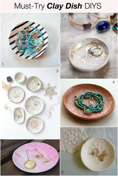 Inspiration of the Week: Clay Dishes