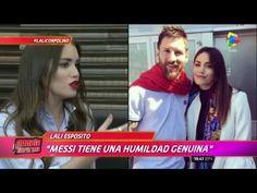 """Lali Espósito, mano a mano con Polino: """"Con Santiago fue amor a primera ... Love At First Sight, Santiago, Singers, Bebe"""