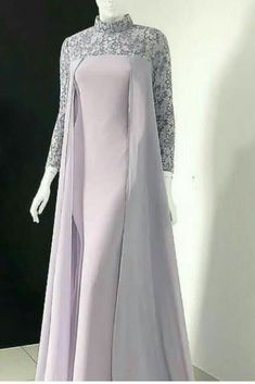 Ideas dress brokat syari for 2019 Ideas dress brokat syari . Ideas dress brokat syari for 2019 Ideas dress brokat syari for 2019 Hijab Gown, Hijab Dress Party, Abaya Fashion, Muslim Fashion, Fashion Dresses, Muslim Wedding Dresses, Muslim Dress, Wedding Hijab, Dress Wedding