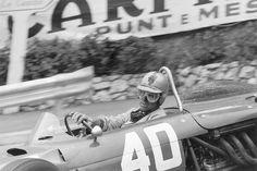 Wolfgang Von Trips Monaco 1961 Ferrari 156