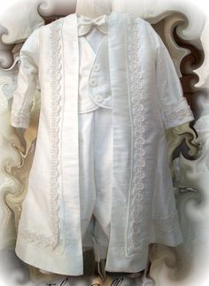 This Stunning Christening Gown Is Essential for Baptisms.