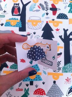 Christmas advent calendar with popup cards (october 2013) Steffie Brocoli / éditions Mango