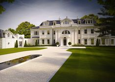 CLASSICAL / TRADITIONAL ARCHITECT - JULIAN BICKNELL & ASSOCIATES - ST GEORGES HILL SURREY - LUXURY HOUSE HOME