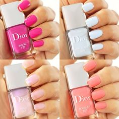 Nails For Spring & Summer