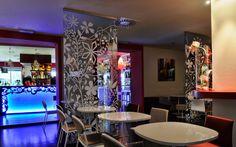 Scarlett Cafe Interior Design