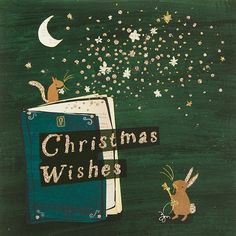 Buy John Lewis Night Time Wishes Charity Christmas Cards, Pack of 6 Online at johnlewis.com