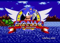Resultado de imagem para sonic the hedgehog 1