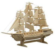 Segeln Schiff Kit für Kinder die ihre Kinder von Kidswoodgame