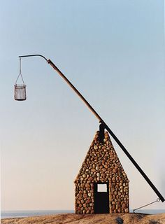 A lighthouse on the island of Tjøme  via Norways New Groove : Condé Nast Traveler