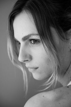 Andreja Pejic talks fashion week fitness, dealing with industry pressure and why being transgender doesn't make her any different than other runway stars. http://www.thecoveteur.com/andreja-pejic/