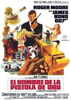 El hombre de la pistola de oro (1974) - Ver Películas Online Gratis - Ver El hombre de la pistola de oro Online Gratis #ElHombreDeLaPistolaDeOro - http://mwfo.pro/181364