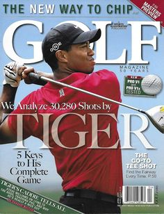 Golf Magazine Tiger Woods Masters Preview Steve Williams Go To Tee Shot 2009 Steve Williams, Tigers Game, Golf Magazine, Monthly Themes, Tiger Woods, Future Boyfriend, Dream Guy, Golf Tips, How To Become