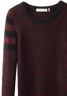 Étoile Isabel Marant / Flynn Stripe Knit | La Garçonne