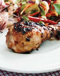Caribbean Jerk Chicken - Grilled Chicken from Food & Wine