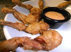 Fried Frog Legs Buttermilk | Swampfire Frog Legs Recipe | Just A Pinch Recipes