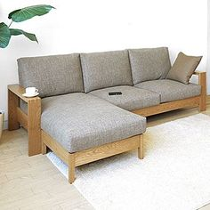 18 Awesome Homemade Sofa Ideas You Can Try Furniture Sofa Set, Farmhouse Furniture, Cheap Furniture, Home Decor Furniture, Pallet Furniture, Furniture Cleaning, Furniture Websites, Furniture Movers, Furniture Stores