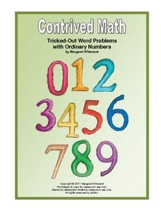 A fun math/reading brain teaser for any time of the year:  Free