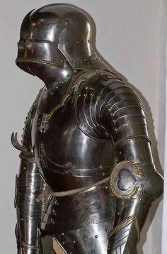 Rare 15th Century harness