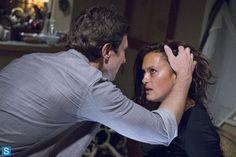 Benson and Lewis (Mariska Hargitay and Pablo Schreiber) #lawandordersvu