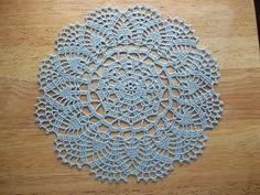Ravelry: Peony Doily pattern by Mom's Love of Crochet