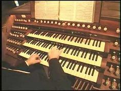 Nutcracker Suite on the pipe organ