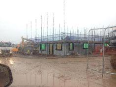 New house flying up #exciting