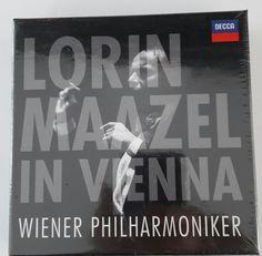 Lorin Maazel In Vienna  Lorin Maazel,WP (2014) DECCA NEU&OVP 9 CD BOX in Musik, CDs | eBay!