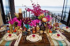 Bohemian Wedding Decorations | ... » color scheme « @ Elegant Wedding Ideas and Elegant Weddings Tips