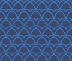 lorenloop_linen_large fabric by holli_zollinger on Spoonflower - custom fabric