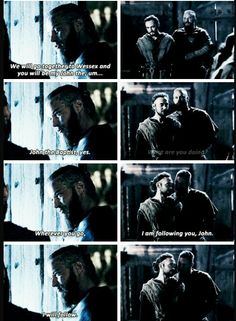 Athelstan and Ragnar