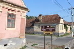 Pivnita Bunicii in Saschiz, Mureș