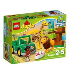 eldo LEGO DUPLO Town 10802 Savanna Mixed Set MINT IN SEALED BOX