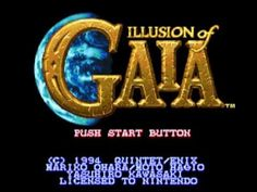 Illusion of Gaia (SNES) Music - Great Wall