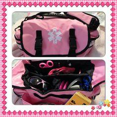 Love my new PINK EMT bag