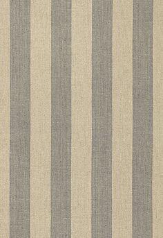 Augustin Linen Stripe Schumacher Fabric