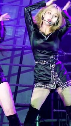 Kpop Girl Groups, Kpop Girls, Kpop Entertainment, Kpop Girl Bands, Jihyo Twice, Rare Videos, K Pop Music, Pop Songs, Mamamoo