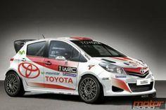 Toyota yaris WRC 2014