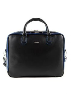 Furla Argo L Briefcase, Onyx