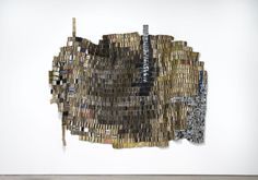One Man's Trash: El Anatsui Remixes Refuse at Jack Shainman and Mnuchin